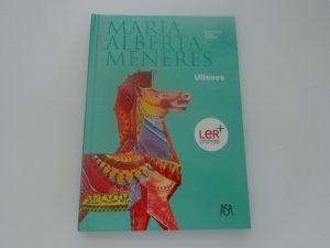 Capa do livro Ulisses de Maria Alberta Menéres