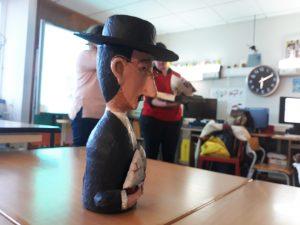 Busto de Fernando Pessoa