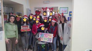 Professores e alunos visitam a Rebeca no HDE