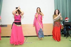 Professoras/educadoras em dança do ventre