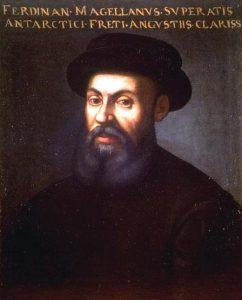 Retrato de Fernão de Magalhães