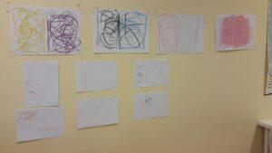 Resultados do desenho de simetrias